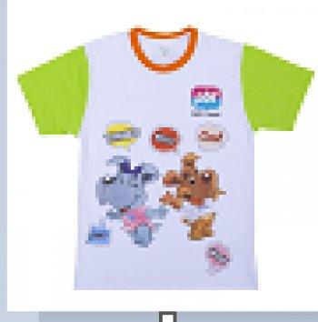 Camiseta Infantil PBF