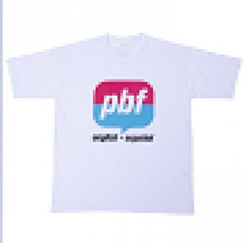 Camiseta Adulto PBF